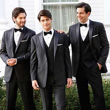 Iowa Wedding Tuxedo Suit Rentals